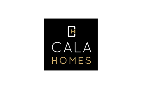 Clint logo for Cala Homes