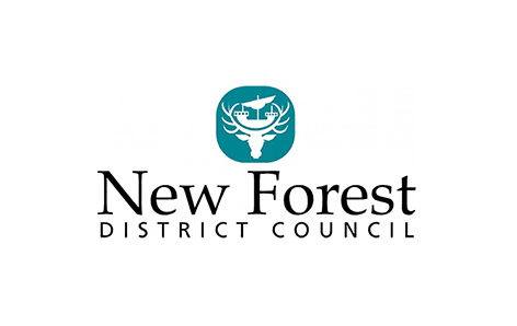 Clint logo for New Forest District Council